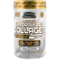 Muscletech Platinum 100% Hydrolyzed Collagen (692g)