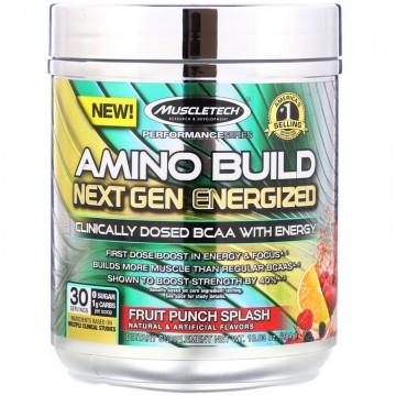 Muscletech Amino Build Next Gen Energized (280g)