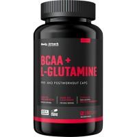 BCAA + Glutaminsäure 12000 (180 Kapseln)