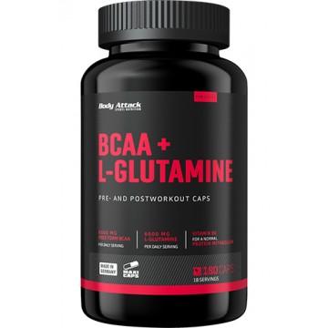 BCAA + Glutamine 12000 (180 caps)