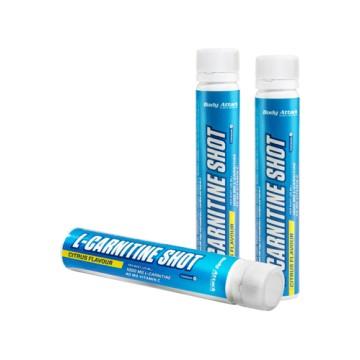 Body Attack L-Carnitine Shots (1x25ml)