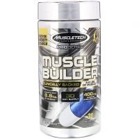 MUSCLETECH Muscle Builder (30 Kaps)