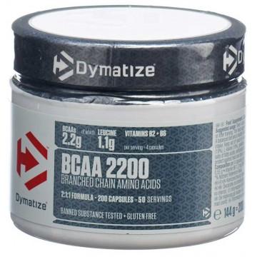 Dymatize BCAA 2200 (200 caps)