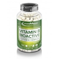 IronMaxx Vitamin B Bioactive(150 caps)