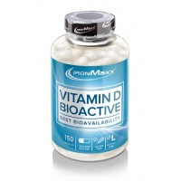 IronMaxx Vitamin D Bioactive (150 caps)
