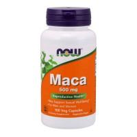 Now Foods Maca 500mg (100 Kaps)