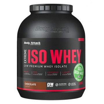 Body Attack Extreme Iso Whey (1800g)