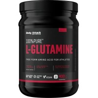 Body Attack 100 % Pure L-Glutamine (400 g)