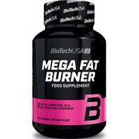 BiotechUSA Mega Fat Burner (90 caps)