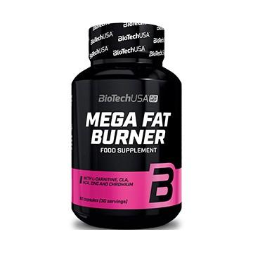 Biotech USA Mega Fat Burner (90 Kaps)