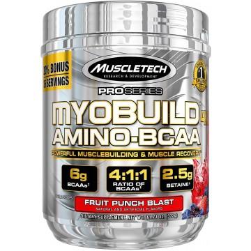 MUSCLETECH MyoBuild 4X Amino-BCAA (332g)