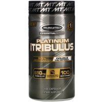 Muscletech Platinum 100% Tribulus 650mg (100 Kaps)