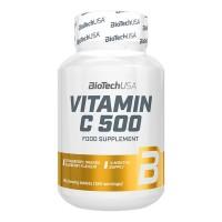 BioTech USA Vitamin C 500 (120 tabs)