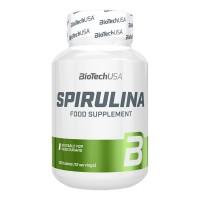 BioTech USA Spirulina (100 caps)