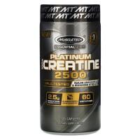 MUSCLETECH Platinum 100% Creatine 2500 (120 caps)
