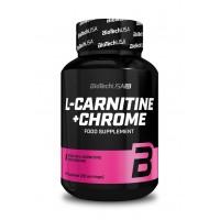 BiotechUSA L-Carnitine + Chrome (60 caps)