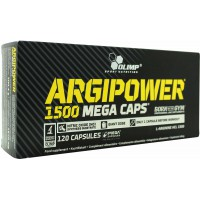 Argi Power 1500 Mega Caps (120 caps)
