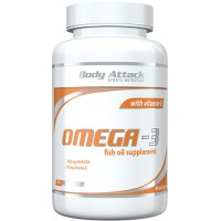 Body Attack Omega 3 (90 caps)