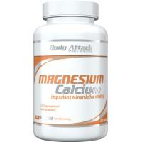 Body Attack Magnesium Calcium (250 tabs)