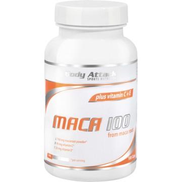 Body Attack Maca Active (100 caps)