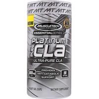 Muscletech Platinum Pure CLA (90 Kaps)