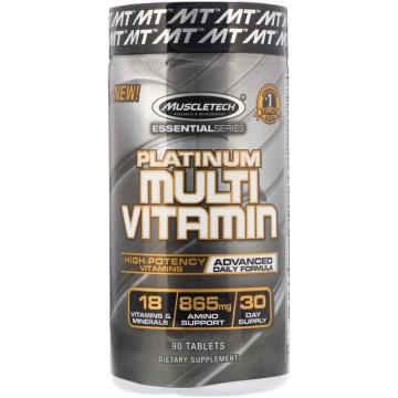 MUSCLETECH Platinum Multivitamin (90 tabs)